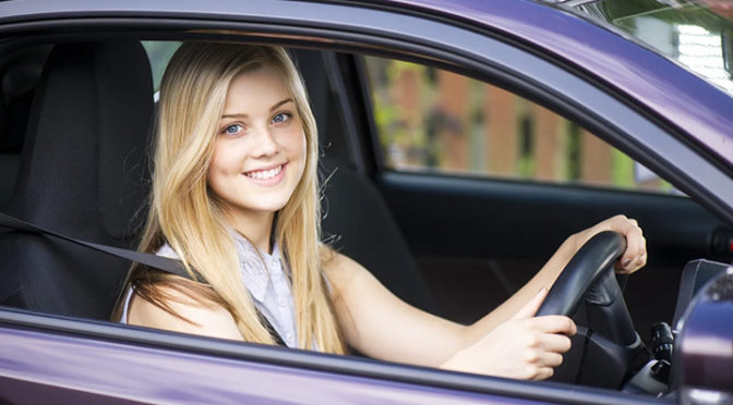Why professional driving lessons